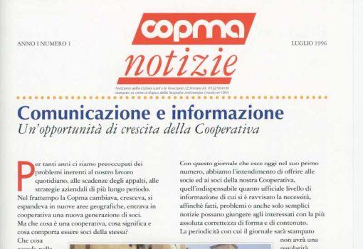 Luglio 1996 – Comunicazione e informazione