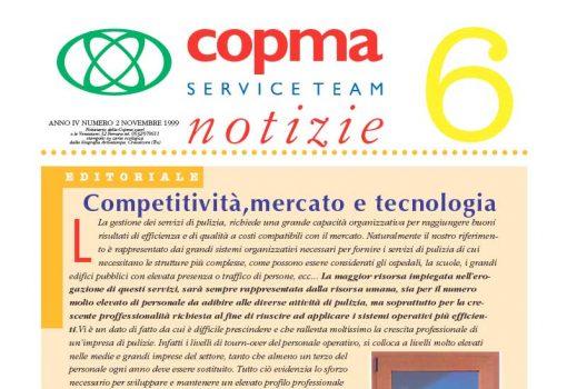 Novembre 1999 – Competitività, mercato e tecnologia