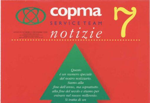 Dicembre 1999 – Edizione speciale