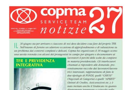 Giugno 2007 – TFR e Previdenza Integrativa