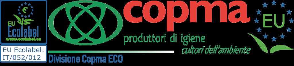 Logo Divisione Copma ECO