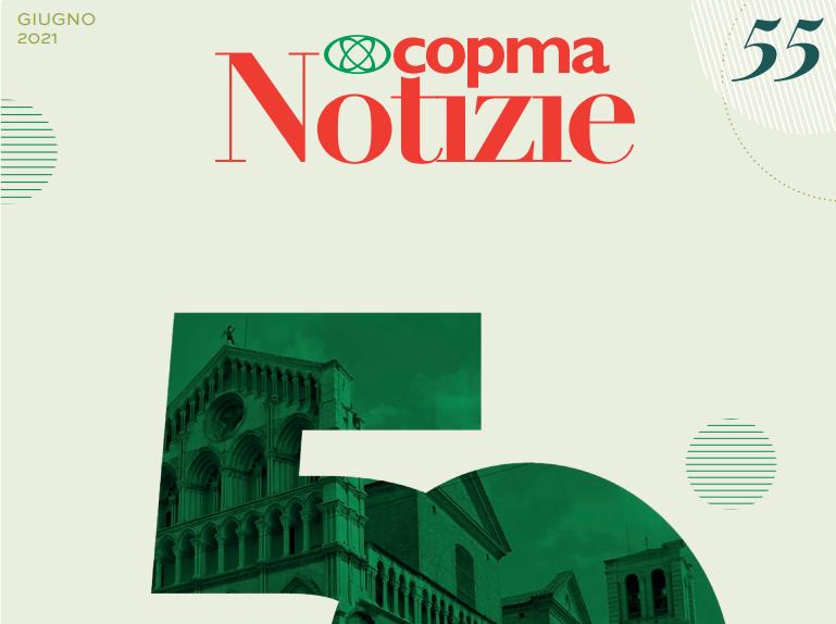 Copertina di Copma Notizie